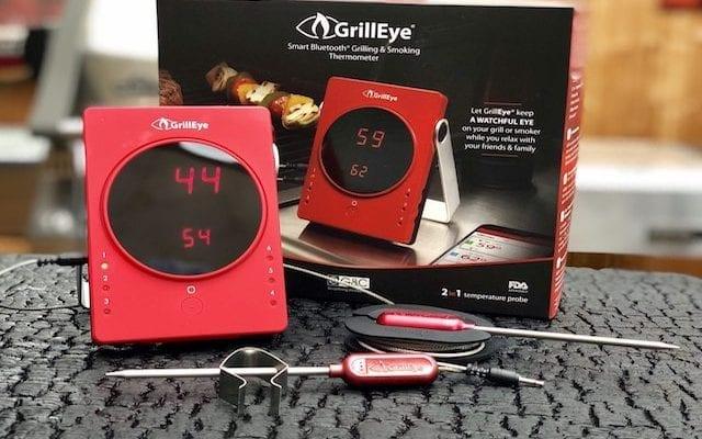 Test af GrillEye Grilltermometer