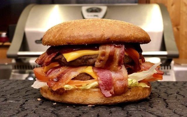 Double Cheeseburger – Det behøver ikke at være fancy