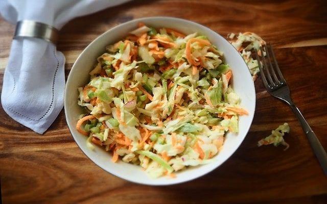 Coleslaw – klassisk amerikansk coleslaw