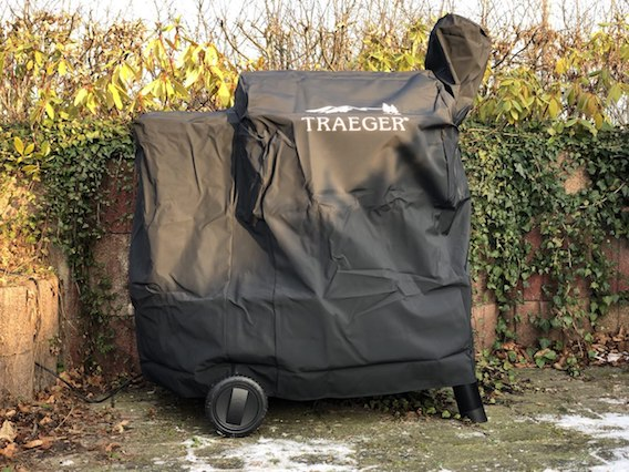Traeger Pro Series 22 inkl Cover