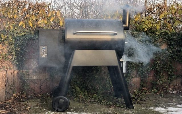 Traeger Pro Series 22 Pellet Grill Unboxing
