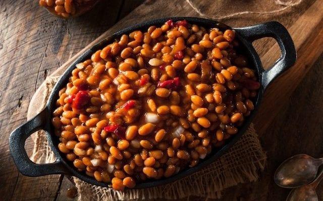 Baked Beans – ægte amerikansk tilbehør til Grillmad
