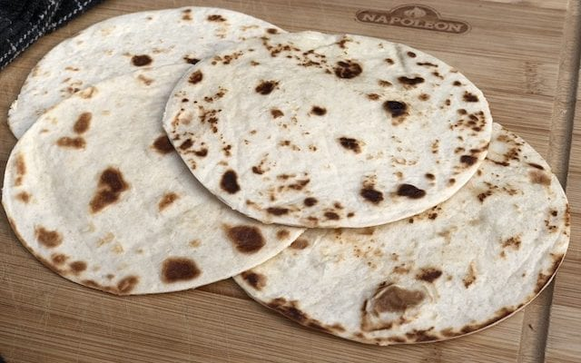 Tortillas – Mamacitas opskrift på hjemmelavede tortillas