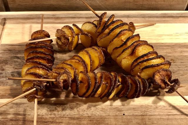 Tornado Kartofler - Horny Bacon Kartoffel Twister