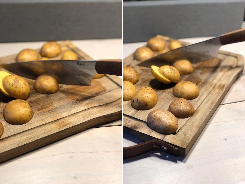 The Making of Horny Bacon Kartofler