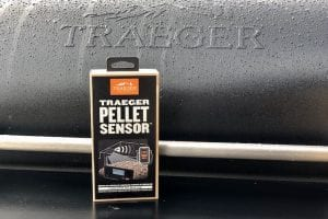 Traeger Pelletsensor på Ironwood 885