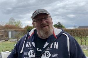 Lars fra Old Truckers BBQ