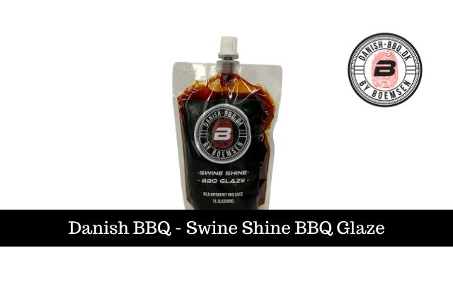 Danish BBQ - Swine Shine BBQ Glaze