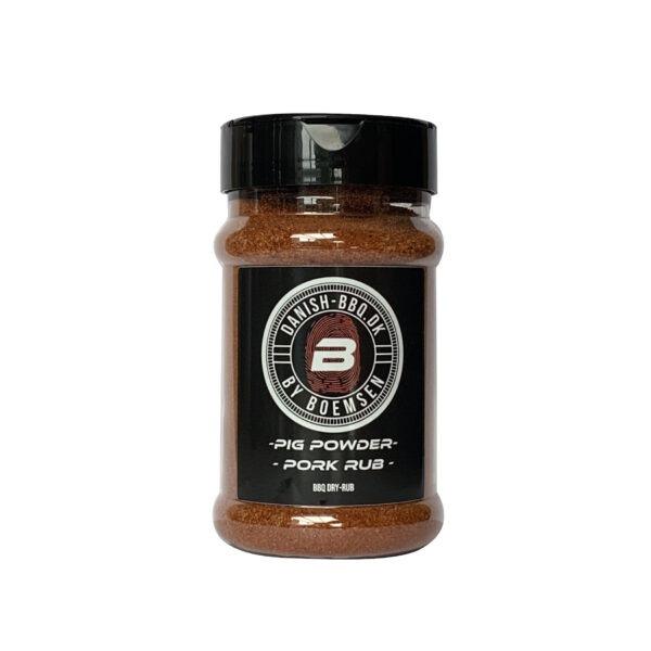 Danish BBQ – Pig Powder