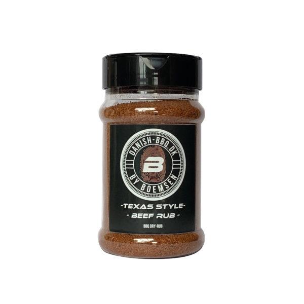 Danish BBQ – Texas Style – Beef Rub