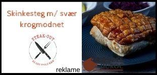 Reklame Steak-Out.dk