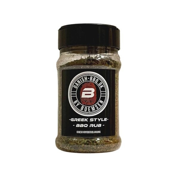 Greek Style | BBQ-Rub 140g