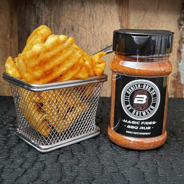 Magic Fries | BBQ-Rub 240g