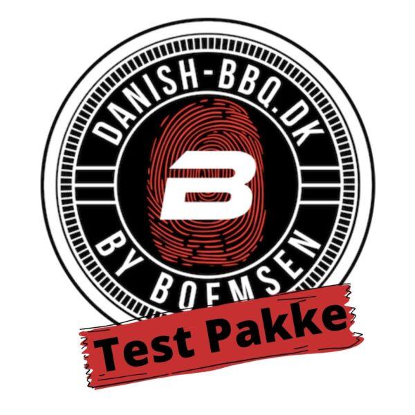 Danish BBQ Test Pakke
